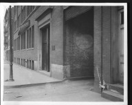 Rapid Transit Photographs -- Box 12, Folder 22 (November 12, 1926) -- print, 1926-11-12, 3:08 A.M.