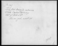 Rapid Transit Photographs -- Box 12, Folder 24 (November 22, 1926) -- print, 1926-11-22, 3:55 P.M. (back of photograph)