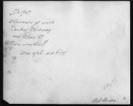 Rapid Transit Photographs -- Box 12, Folder 27 (December 2, 1926 - December 3, 1926) -- print, 1926-12-02, 3:15 P.M. (back of photograph)