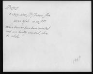 Rapid Transit Photographs -- Box 12, Folder 27 (December 2, 1926 - December 3, 1926) -- print, 1926-12-03, 10:53 A.M. (back of photograph)