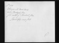 Rapid Transit Photographs -- Box 12, Folder 31 (March 8, 1927) -- print, 1927-03-08, 10:40 A.M. (back of photograph)
