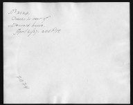 Rapid Transit Photographs -- Box 12, Folder 34 (April 6, 1927) -- print, 1927-04-06, 2:55 P.M. (back of photograph)
