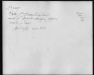 Rapid Transit Photographs -- Box 12, Folder 34 (April 6, 1927) -- print, 1927-04-06, 3:40 P.M. (back of photograph)