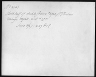 Rapid Transit Photographs -- Box 12, Folder 38 (June 8, 1927 - June 15, 1927) -- print, 1927-06-08, 3:07 P.M. (back of photograph)