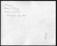 Rapid Transit Photographs -- Box 12, Folder 38 (June 8, 1927 - June 15, 1927) -- print, 1927-06-15, 9:20 A.M. (back of photograph)