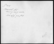 Rapid Transit Photographs -- Box 12, Folder 39 (June 15, 1927 - June 16, 1927) -- print, 1927-06-16, 9:40 A.M. (back of photograph)