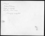 Rapid Transit Photographs -- Box 12, Folder 40 (June 16, 1927) -- print, 1927-06-16, 10:50 A.M. (back of photograph)