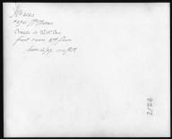 Rapid Transit Photographs -- Box 12, Folder 40 (June 16, 1927) -- print, 1927-06-16, 11:10 A.M. (back of photograph)