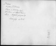 Rapid Transit Photographs -- Box 12, Folder 41 (June 17, 1927 - June 21, 1927) -- print, 1927-06-17, 3:00 P.M. (back of photograph)