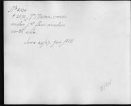 Rapid Transit Photographs -- Box 12, Folder 42 (June 24, 1927 - June 25, 1927) -- print, 1927-06-24, 9:40 A.M. (back of photograph)