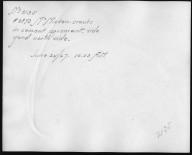 Rapid Transit Photographs -- Box 12, Folder 42 (June 24, 1927 - June 25, 1927) -- print, 1927-06-24, 10:03 A.M. (back of photograph)