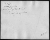 Rapid Transit Photographs -- Box 12, Folder 42 (June 24, 1927 - June 25, 1927) -- print, 1927-06-24, 3:49 A.M. (back of photograph)