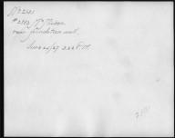 Rapid Transit Photographs -- Box 12, Folder 42 (June 24, 1927 - June 25, 1927) -- print, 1927-06-24, 3:22 P.M. (back of photograph)