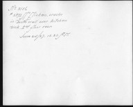 Rapid Transit Photographs -- Box 12, Folder 43 (June 25, 1927) -- print, 1927-06-25, 10:20 A.M. (back of photograph)