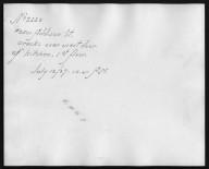 Rapid Transit Photographs -- Box 12, Folder 51 (July 11, 1927 - July 12, 1927) -- print, 1927-07-12, 10:41 A.M. (back of photograph)