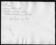 Rapid Transit Photographs -- Box 12, Folder 52 (July 12, 1927) -- print, 1927-07-12, 11:01 A.M. (back of photograph)