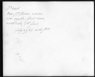 Rapid Transit Photographs -- Box 12, Folder 56 (July 29, 1927) -- print, 1927-07-29, 10:56 A.M. (back of photograph)