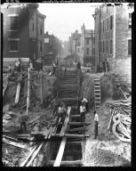 Rapid Transit Photographs -- Box 16, Folder 08 (August 19, 1921 - August 25, 1921) -- negative, 1921-08-25, 10:17 A.M.