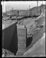 Rapid Transit Photographs -- Box 16, Folder 20 (October 14, 1921 - October 17, 1921) -- negative, 1921-10-14, 11:27 A.M.