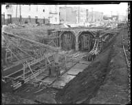 Rapid Transit Photographs -- Box 16, Folder 22 (October 21, 1921 - October 24, 1921) -- negative, 1921-10-21, 3:16 P.M.