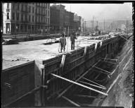 Rapid Transit Photographs -- Box 16, Folder 29 (November 15, 1921 - November 22, 1921) -- negative, 1921-11-15, 10:52 A.M.