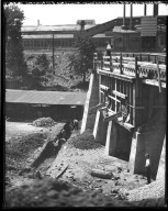 Rapid Transit Photographs -- Box 18, Folder 12 (August 19, 1924 - August 26, 1924) -- negative, 1924-08-26, 10:15 A.M.