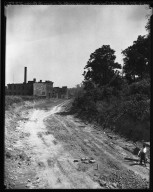 Rapid Transit Photographs -- Box 20, Folder 07 (July 12, 1927 - July 13, 1927) -- negative, 1927-07-13, 10:40 A.M.
