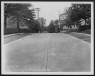 Street Improvement Photographs -- Box 21, Folder 12 (Azalea Avenue) -- print, 1930-05-05
