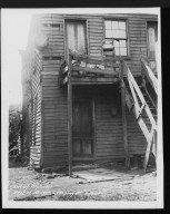 Street Improvement Photographs -- Box 22, Folder 30 (Dempsey Avenue) -- print, 1935-06-18