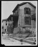 Street Improvement Photographs -- Box 22, Folder 44 (Eastern Avenue) -- print, 1931-05-26