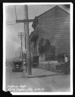 Street Improvement Photographs -- Box 22, Folder 44 (Eastern Avenue) -- print, 1931-06-23