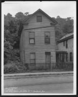 Street Improvement Photographs -- Box 22, Folder 46 (Eastern Avenue) -- print, 1932-06-16