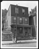 Street Improvement Photographs -- Box 22, Folder 47 (Eastern Avenue) -- print, 1932-06-17