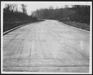 Street Improvement Photographs -- Box 23, Folder 14 (Fairbanks Avenue) -- print, 1927-12-23