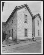Street Improvement Photographs -- Box 23, Folder 19 (Feemster Street) -- print, 1932-06-17