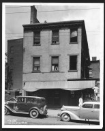 Street Improvement Photographs -- Box 23, Folder 22 (Fifth Street) -- print, 1937-05-29