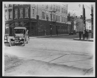 Street Improvement Photographs -- Box 23, Folder 33 (Freeman Avenue) -- print, 1929