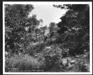 Street Improvement Photographs -- Box 23, Folder 48 (Gladstone Avenue) -- print, 1937-05-25