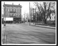 Street Improvement Photographs -- Box 24, Folder 14 (Harvey Avenue) -- print, 1928