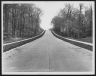 Street Improvement Photographs -- Box 24, Folder 20 (Hayward Avenue) -- print, 1935-10-19