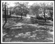 Street Improvement Photographs -- Box 24, Folder 29 (Hetzel Avenue) -- print, 1929-08-15