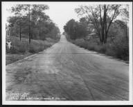 Street Improvement Photographs -- Box 24, Folder 29 (Hetzel Avenue) -- print, 1930-08-21