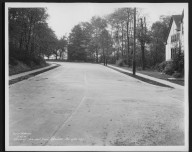 Street Improvement Photographs -- Box 25, Folder 13 (Kennedy Avenue) -- print, 1934-09-27