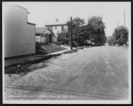 Street Improvement Photographs -- Box 26, Folder 63 (Millsdale Avenue) -- print, 1931-09-03