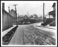 Street Improvement Photographs -- Box 28, Folder 20 (Robertson Avenue) -- print, 1938-12-29