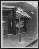 Street Improvement Photographs -- Box 29, Folder 66 (Warner Street) -- print, 1929