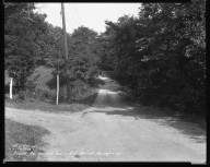 Street Improvement Photographs -- Box 31, Folder 06 (Arnold Avenue) -- negative, 1932-08-25