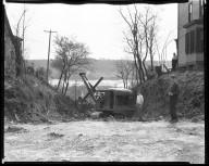 Street Improvement Photographs -- Box 31, Folder 09 (Aspasia Street) -- negative, 1938-04-06