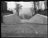 Street Improvement Photographs -- Box 31, Folder 09 (Aspasia Street) -- negative, 1938-11-07