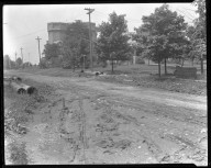 Street Improvement Photographs -- Box 31, Folder 19 (Banty Avenue) -- negative, 1928